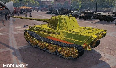 Panther II Skin 1.0.2.4++ [1.0.2.4]